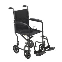 Drive Medical Steel Transport Wheelchair_ cheap manual wheelchairs 3