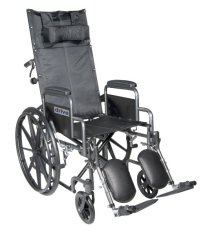 Drive Medical Sport Best Reclining Wheelchairs