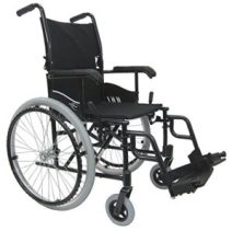 Karman Ultra Lightweight Wheelchair Black