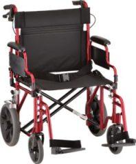 NOVA Medical Heavy Duty Transport Wheelchair