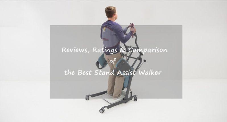 Best Stand Assist Walker