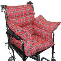 Soft Cushion Wheelchair