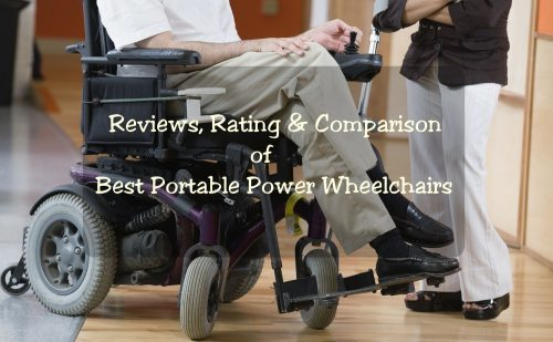 best portable power wheelchairs