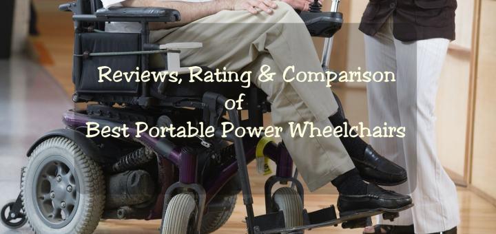 best portable power wheelchairs