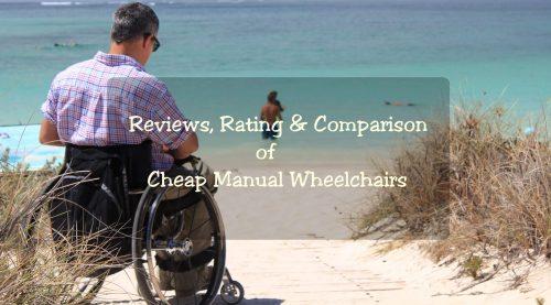 cheap manual wheelchairs
