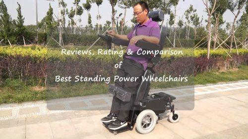 Best Standing Power Wheelchairs
