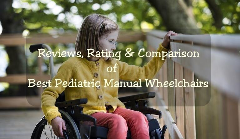 Best Pediatric Manual Wheelchairs