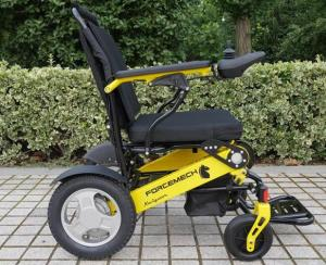 Forcemech Navigator Folding Electric Wheelchair