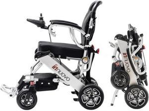 Innuovo Intelligent lightweight foldable Electric Wheelchair