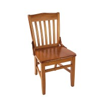 Schoolhouse 03660 Wood Dining Chair | The Chair Market