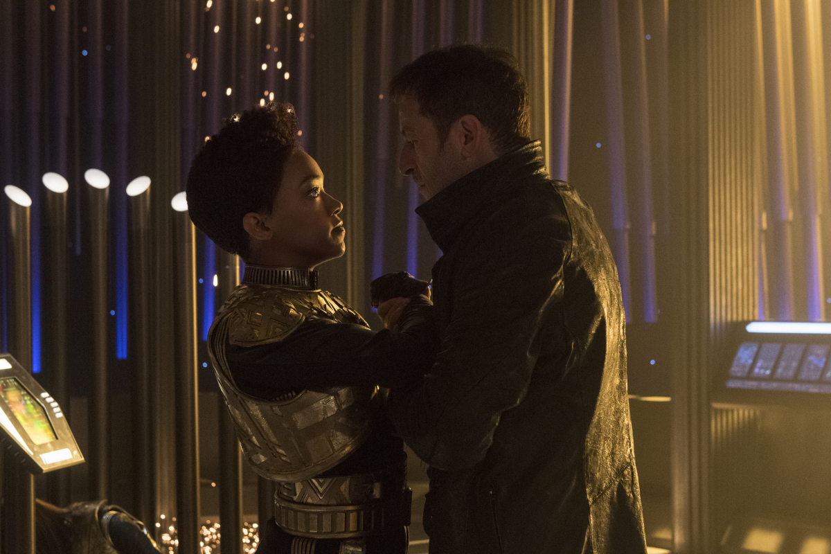 Star Trek: Discovery - Episode 13: What's Past is Prologue Review