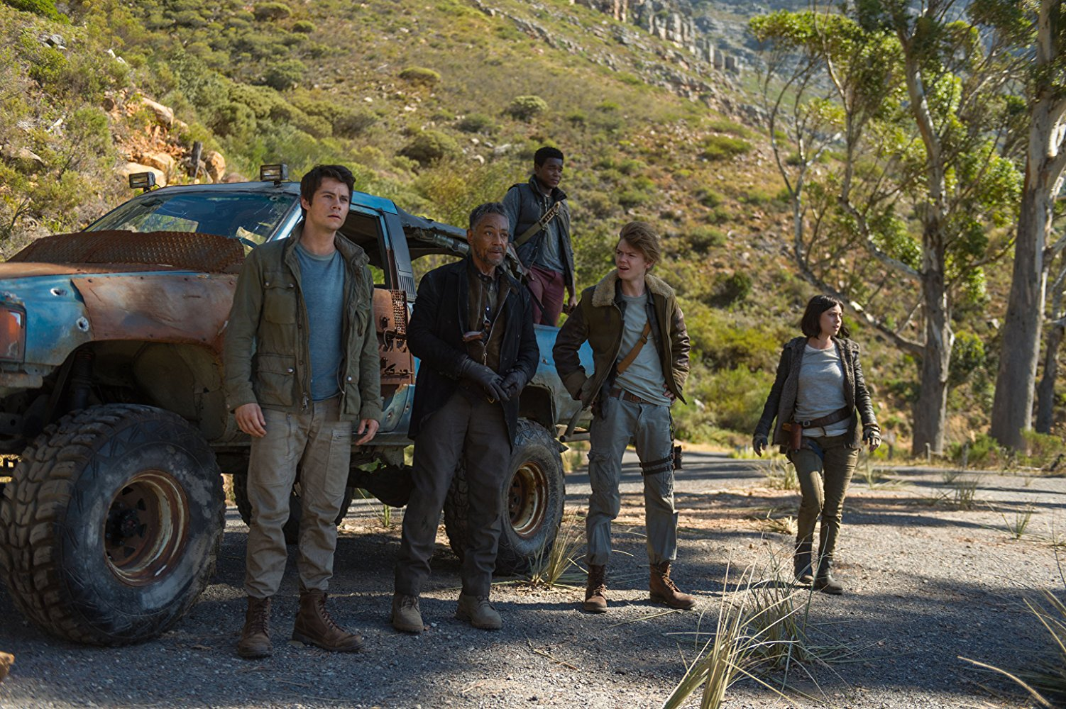 Maze Runner: Death Cure Review