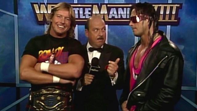 Wrestle Mania 8