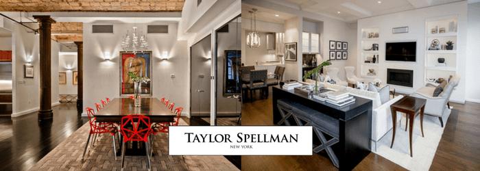 Taylor Spellman New York Interior Designer