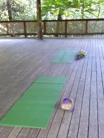 Yoga at Rancho Margot