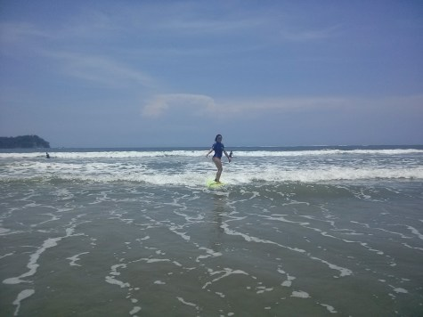 Learning to surf at 23