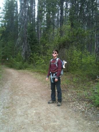 Glacier National Park Apgar Trail