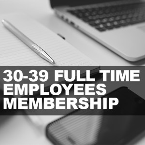 30-39 Full Time Employees