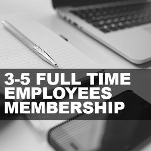 3-5 Full Time Employees