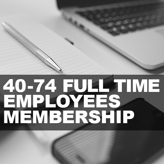 40-74 Full Time Employees