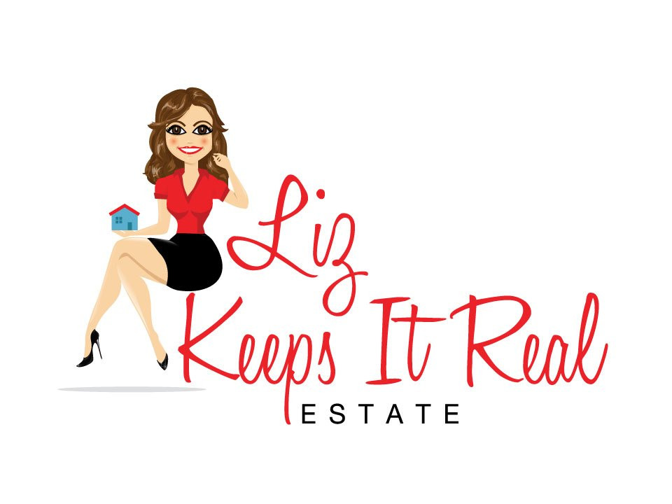 Liz Keeps It Real Estate Logo