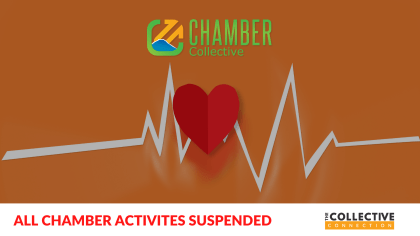 Suspending Chamber Activities Till Further Notice