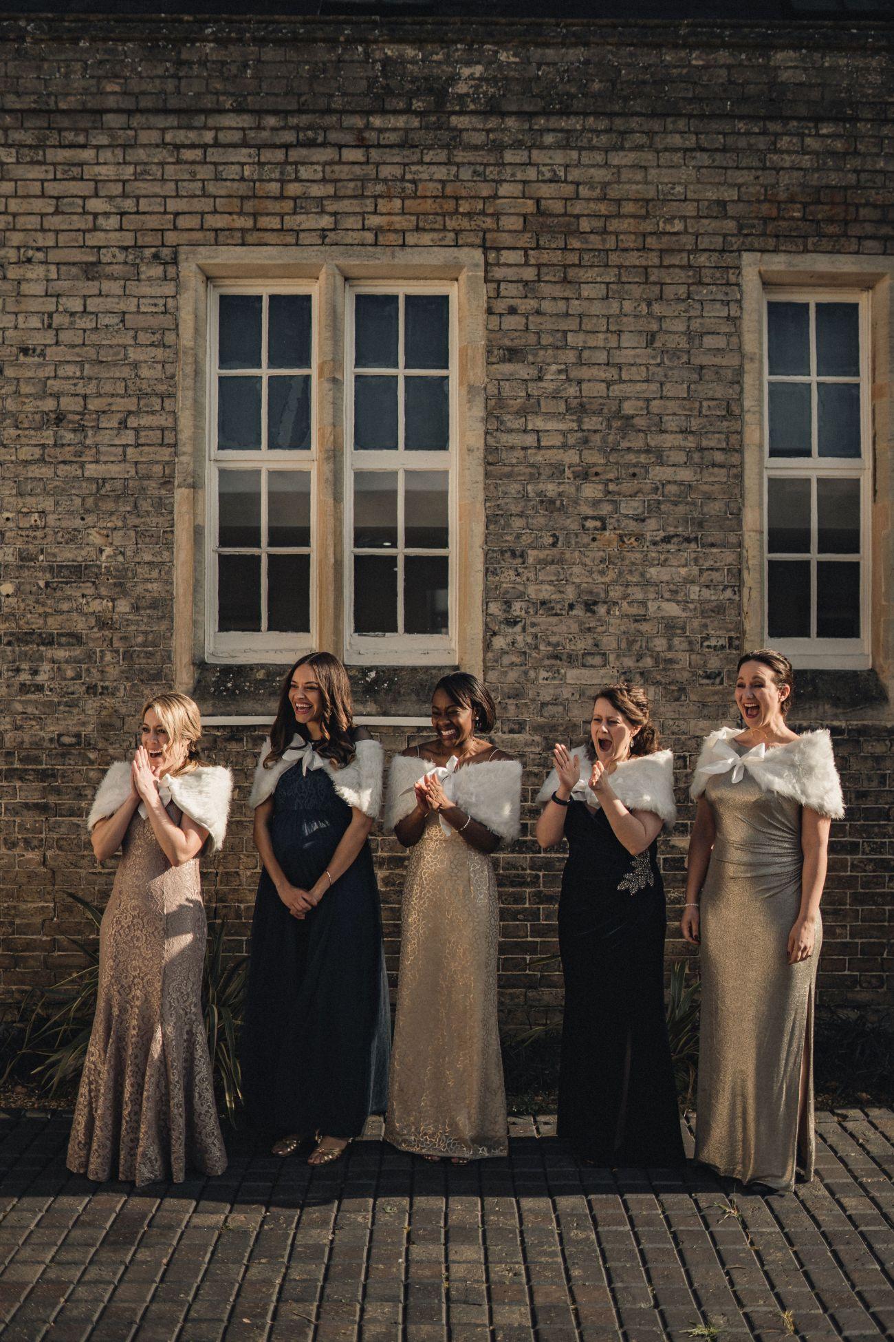 Hertfordshire Wedding Photography at Shendish Manor, UK - Interracial Wedding,.