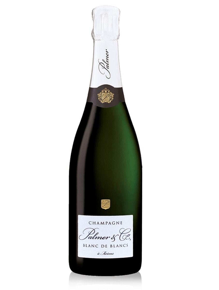 palmer co blanc de blancs nv champagne 75cl