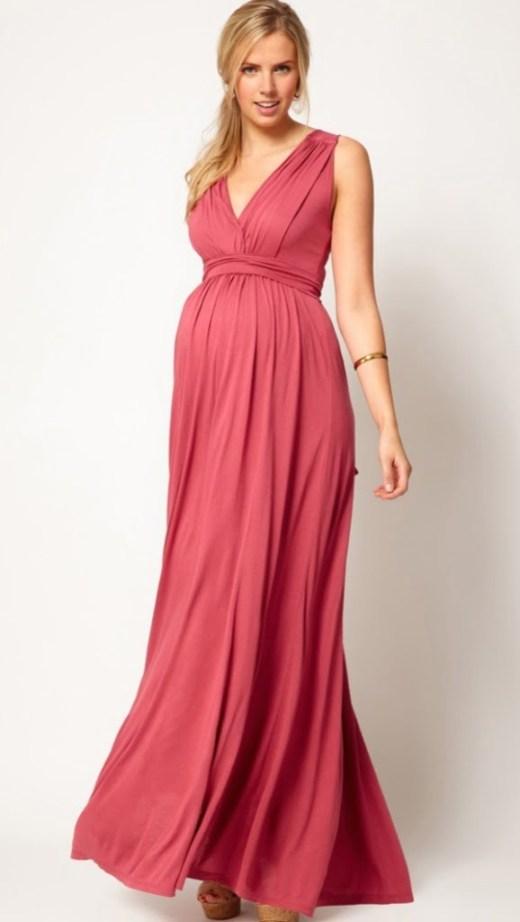 Maternity dress 01