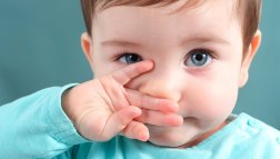 Home Remedies to cure your baby's common cold 01