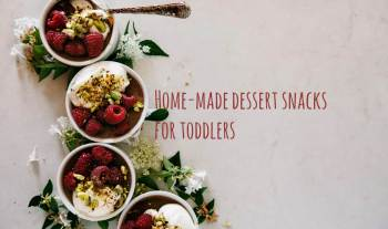 2 Homemade Easy Dessert Recipes For Kids