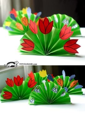 Creative art and crafts ideas for kids 03