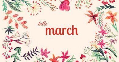 Hello March 02