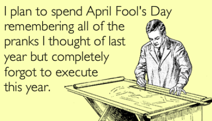 April Fool Day Jokes 1