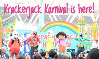 Get ready for two days of fun & frolic with the 5th edition of the Krackerjack Karnival
