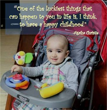 Thought for the day - Childhood