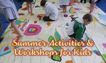Fun activities and workshops for kids this summer- Delhi and NCR