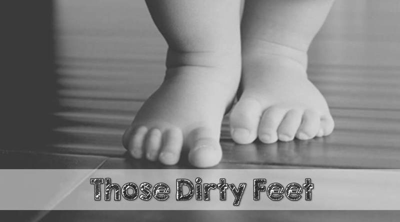 Dirty feet 04