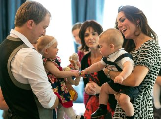 Latest news of prince George 11