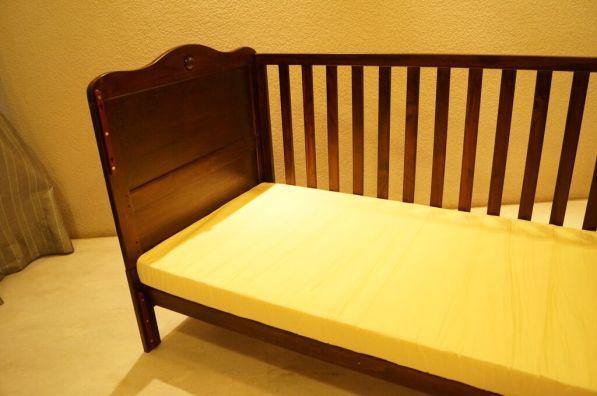Wooden cot design 03
