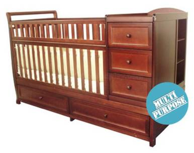 wooden cots for baby 1