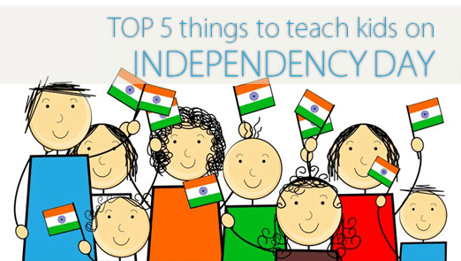 Thought of the day - Independency Day 2015