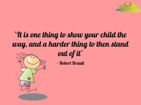 Motivational quotes on positive parenting 01