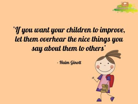 Motivational quotes on positive parenting 06