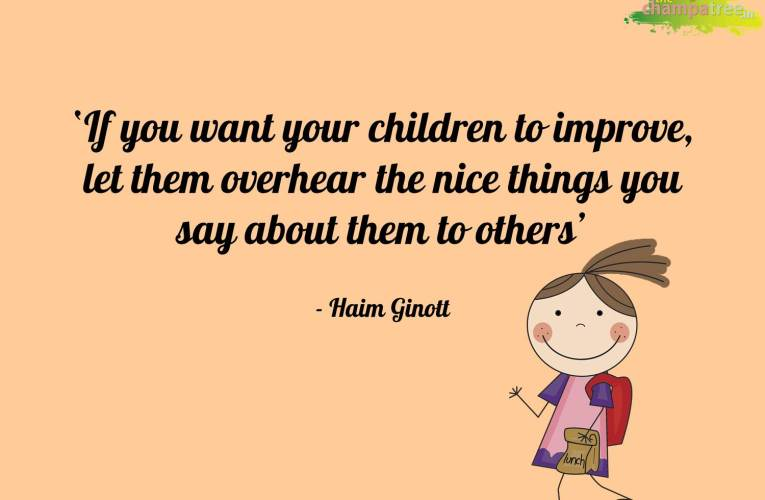 6 Motivational Quotes On Positive Parenting To Raising Kids