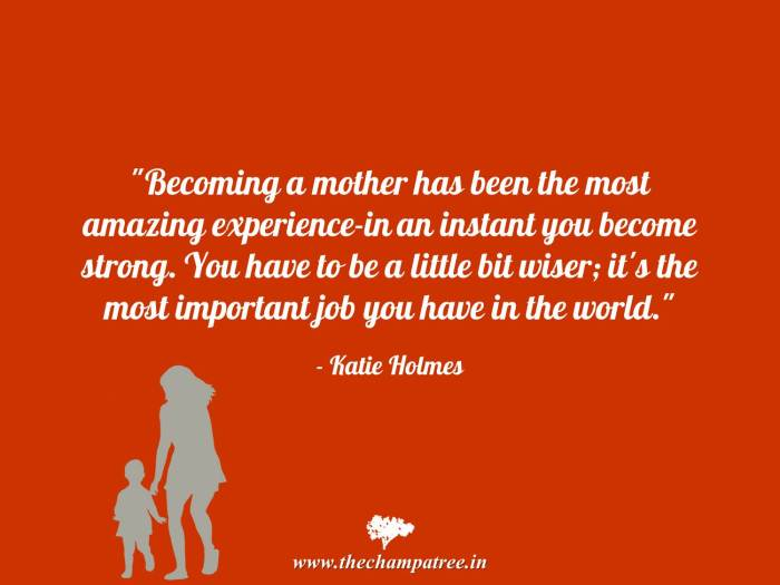 Inspiring mother and child quotes 03