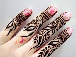 Karwachauth mehndi designs 09
