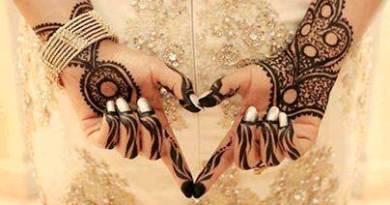 Karwachauth mehndi designs 16