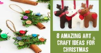 Christmas art and craft ideas 09