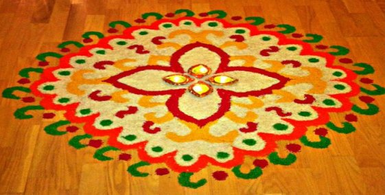 Diwali rangoli designs 09